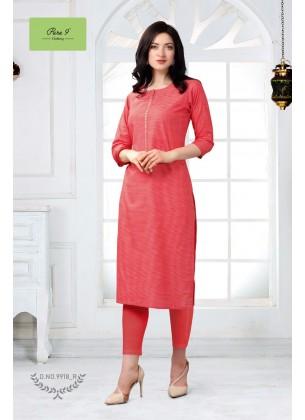 Casual wear Handloom cotton Kurti